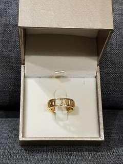 916 gold Tiffany Atlas Ring