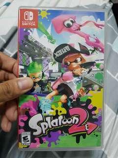Nintendo Switch spaltoon 2