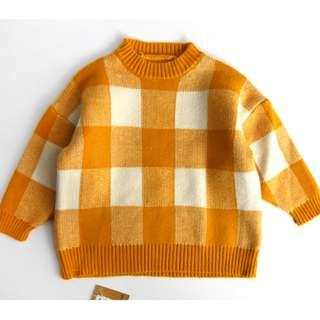 Babybitbit |Baby Boy Long Sleeve knit Sweater | B702
