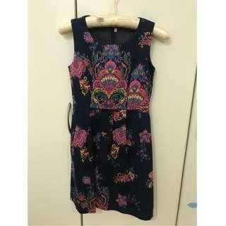 🚚 Preloved one piece dress - value for money