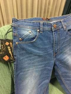 Celana Jeans 2nd Red