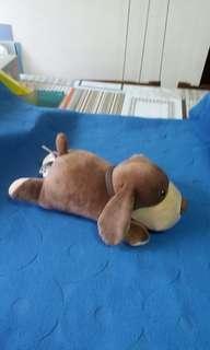 1 pc Children Toy (Dog) brown colour