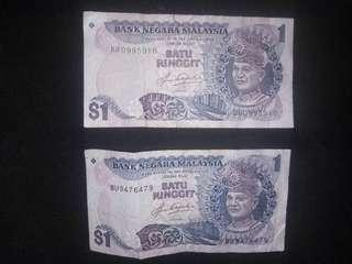 OLD MONEY FOR SALE (2Pc)