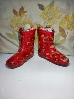 Meli Melo Paris Rain Boots