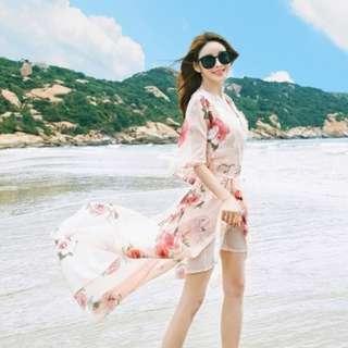 KHG8519X 2pcs-Dress *