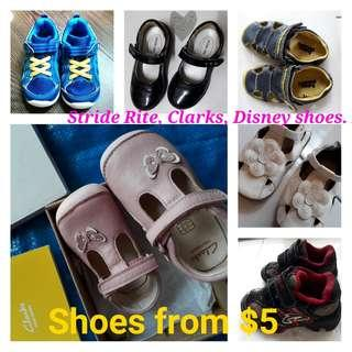Stride Rite Toddler Shoes & Royale Baby shoes