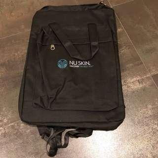 •BRAND NEW• Nuskin Travel Bag Pack Black