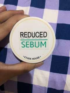 ETUDE HOUSE REDUCE SEBUM