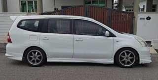 Nissan Grand Livina 16 (A) Full Spec year 2009