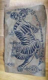 Tiger Yant tarkut by LP Ruay. Interested pm