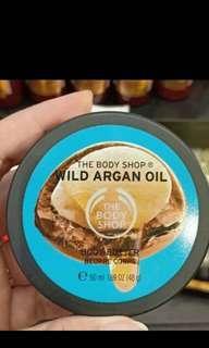Body butter Argan Oil size kecil