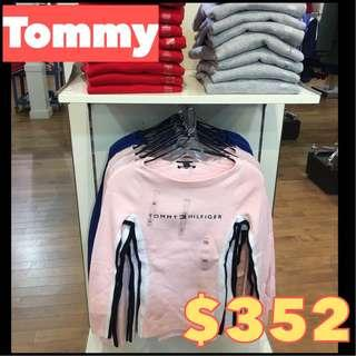 Tommy女裝sweater $352