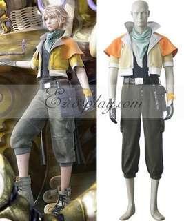 Final Fantasy 13 Hope Estheim Cosplay