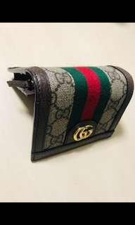 Brand New GUCCI Ophidia Leather Wallet