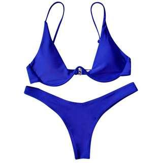 NEW | SIZE 8 | Royal Blue Bikini