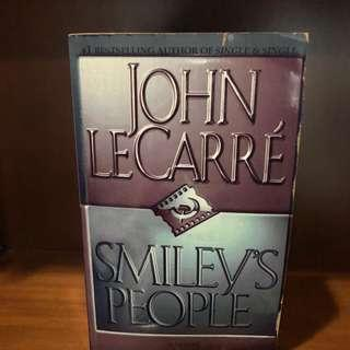 John Le Carré- Smileys people