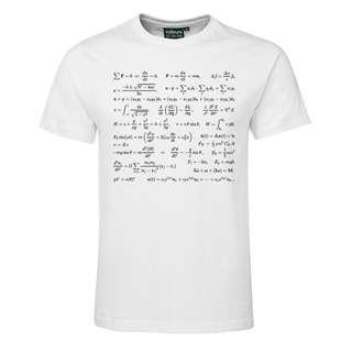 Engineering Formula T-Shirt (Discount Available)