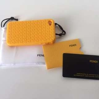 New and Authentic FENDI iPhone 4 4S Case