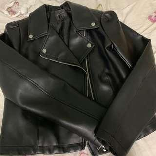 Dynamite Leather Jacket