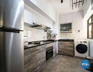 Kitchen cabinet direct factory price