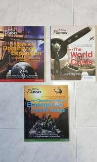 Pure History Textbook