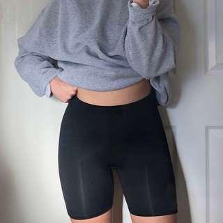 slinky bicycle shorts