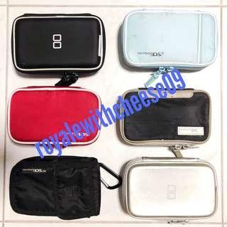 Nintendo DS Lite 3DS pouch