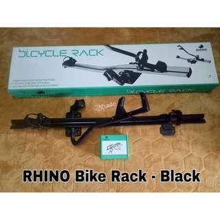 RHINO Car Roof Aluminium Bike rack  Carrier