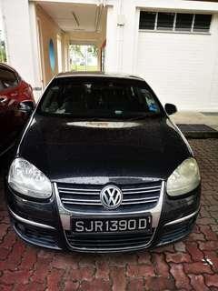 Cheap rental Volkswagen Jetta 1.4 TSI $48