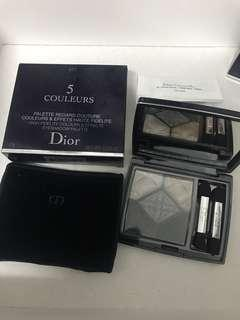 Dior Eyeshadow #077 magnetize 5 colour