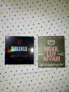 BTS Albums
