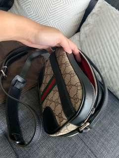 Gucci Sling Bag (Used Once)