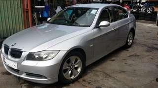 BMW 323I 2007