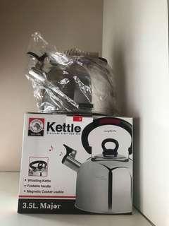 Zebra kettle 3.5L