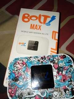 modem bolt Aquila Max bisa pakai kartu selain bolt