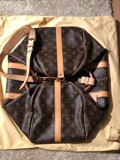 389e5ee75654 Louis Vuitton Keepall Bandouliere 55