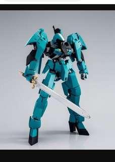 HG Gundam 1/144 Graze Ritter Carta Corps