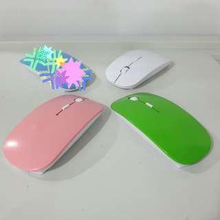 Wireless Mouse free postage 3 colours