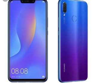 Brand New Huawei Nova 3i Purple For Sale