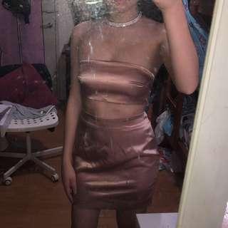meshki top and skirt