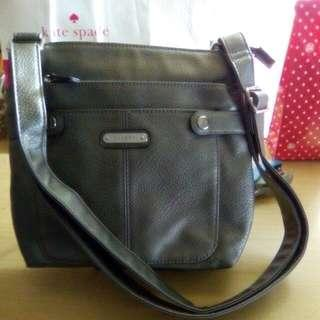 New Imported Rosetti Grey Bag