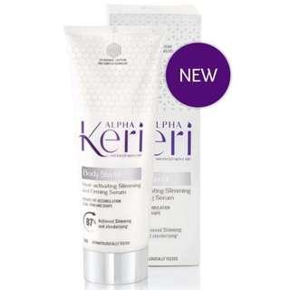 Alpha Keri Body Slimfit Heat-Activating Slimming + Firming Serum 200ml #NEW99