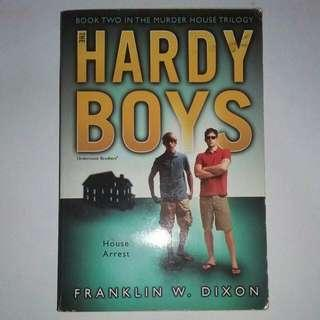 The Hardy Boys: House Arrest by Franklin W. Dixon