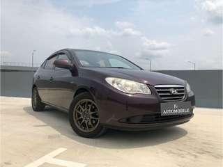 Hyundai Avante 1.6A  GOOD DEAL ! CHEAP RENTAL ! PROMO
