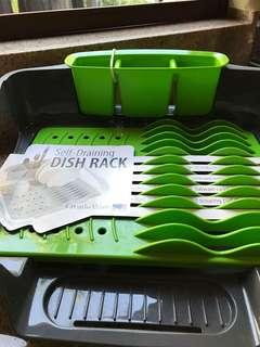 Dish rack plastic