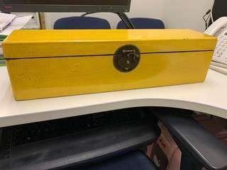 復古 Vintage 木盒
