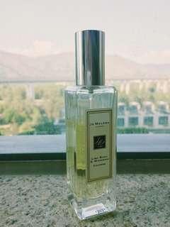 Jo Malone 香水 -Lime Basil & Mandarin 青檸羅勒&柑橘