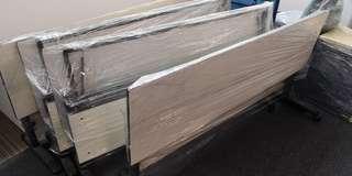Foldable Long Tables 1.8m w/ wheels