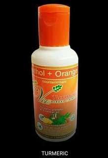 Global VBC Turmeric Herbal Liniment