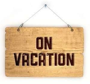 Owner is on Vacation